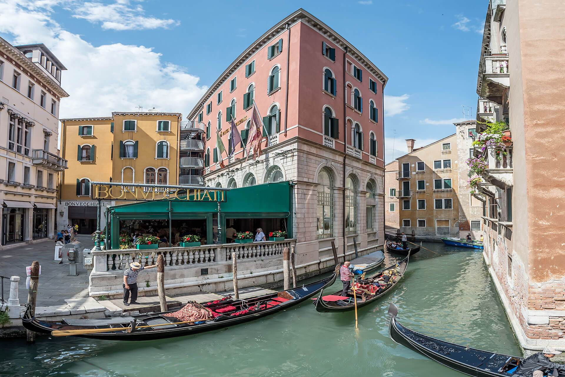 Luxury hotels venice st mark bonvecchiati hotels venice for Design hotel venezia