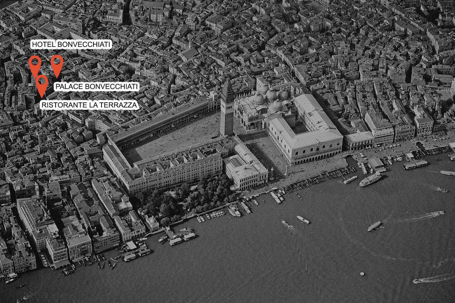 Luxury Hotels Venice St. Mark | Bonvecchiati Hotels Venice Official ...